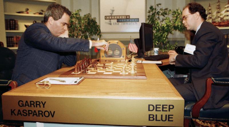 intelligenza artificiale cos'è _ deep blue