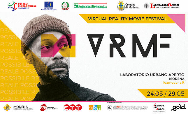Virtual Reality Modena Energy Way