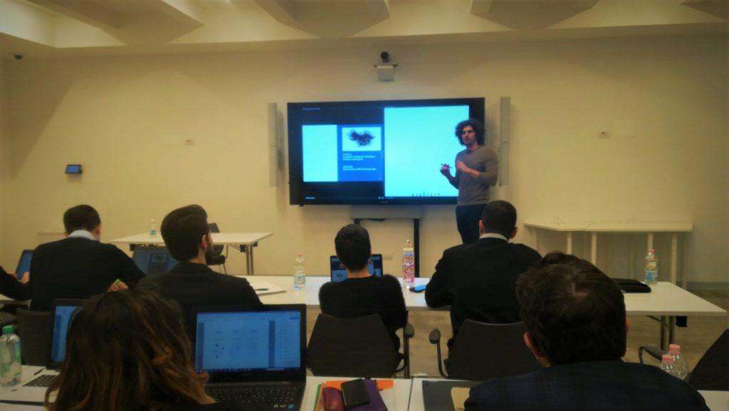 big data & AI al Master in management & technology @ luiss business school. In aula con Stefano Venier e Fabio Ferrari, Energy Way & Gruppo Hera